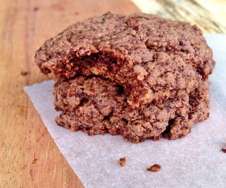 Biscotti Paleo al Cioccolato e Nocciole