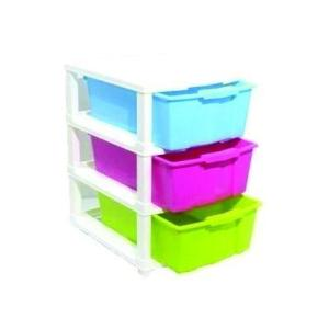 0767 Multipurpose Modular Drawer Organizer Storage Box - 3 Layers - Bulkysellers.com