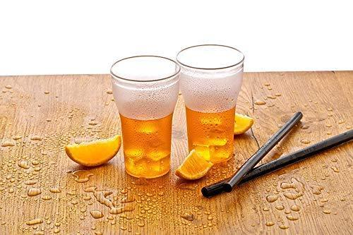 2255 Multi Purpose Unbreakable Drinking Glass (Pack Of 6) - DeoDap
