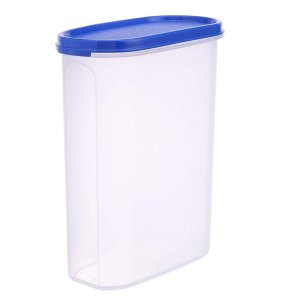2076 Modular Transparent Airtight Food Storage Container - 2000 ml - Bulkysellers.com