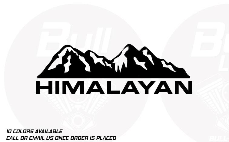 Bull-Prints > Royal Enfield Himalayan