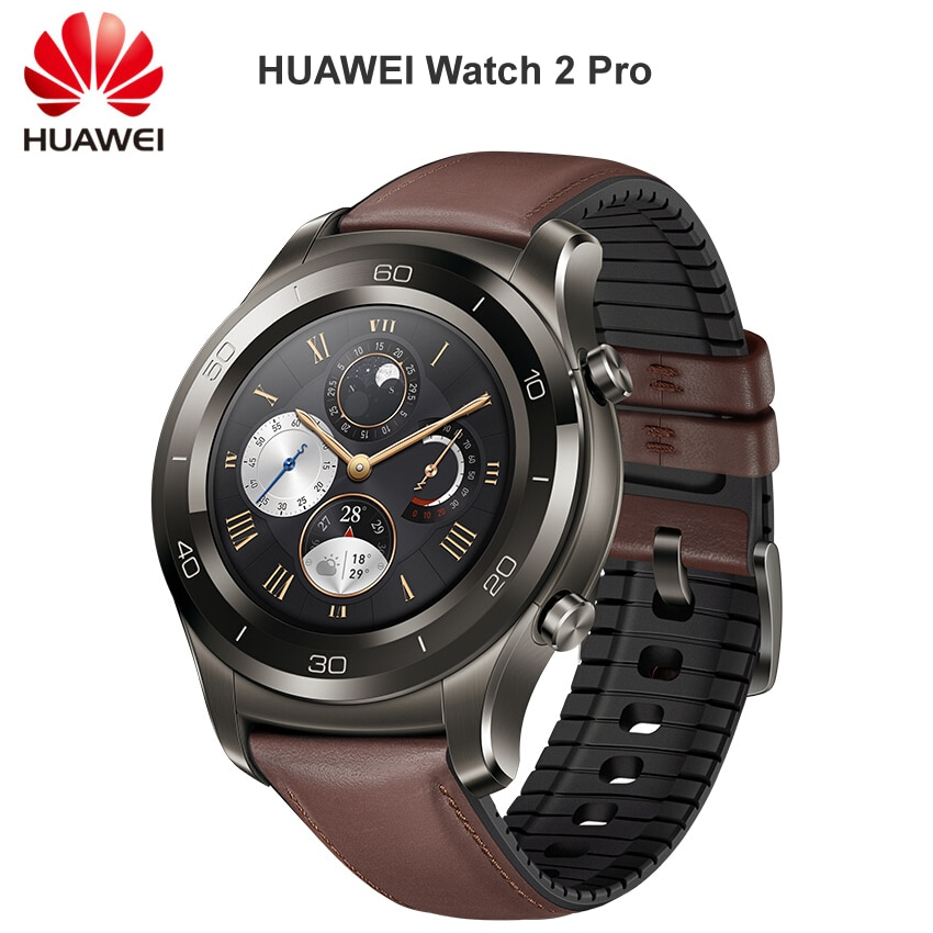 ᑕ ᑐ HUAWEI Watch 2 Pro Smart Watch   BULL COMPARE - Where everyday is Black Friday!