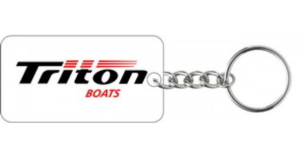 Triton Boats Key chain, superior quality Key chain, square