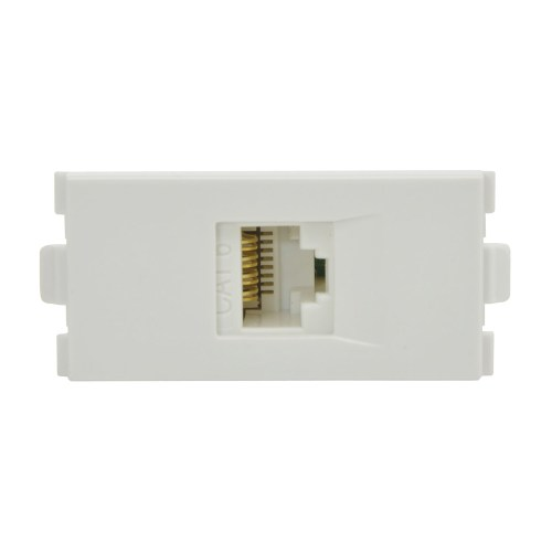 small resolution of double module cat 6 rj45 lan network wall box white