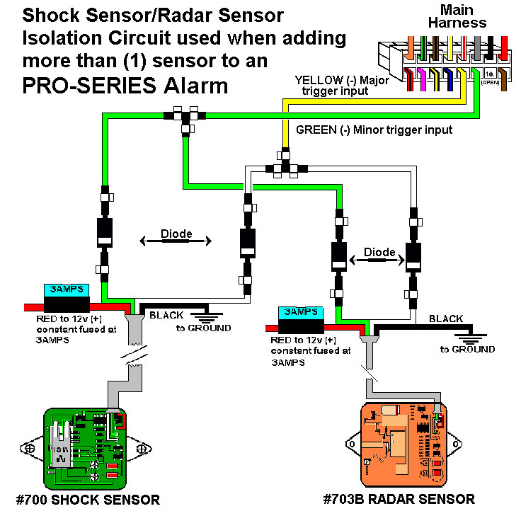 Datatool Alarm Wiring Diagram