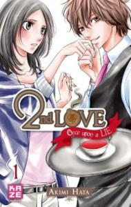 Hata, Akimi - 2nd love once upon a lie 1