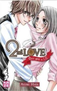 Hata, Akimi - 2nd love once upon a lie 3