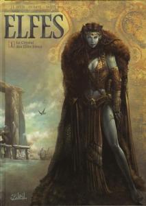 04 - Istin, Duarte, Saito - Elfes #1 - Le Crystal des Elfes bleus