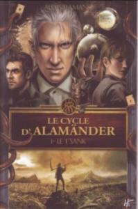 05 - Flamand, Alexis - Le cycle d'Alamander 1 - Le T'sank