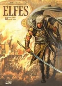 Elfes #3 - Elfe blanc, coeur noir