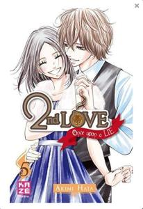 01 - Hata, Akimi - Second Love once upon a lie #5