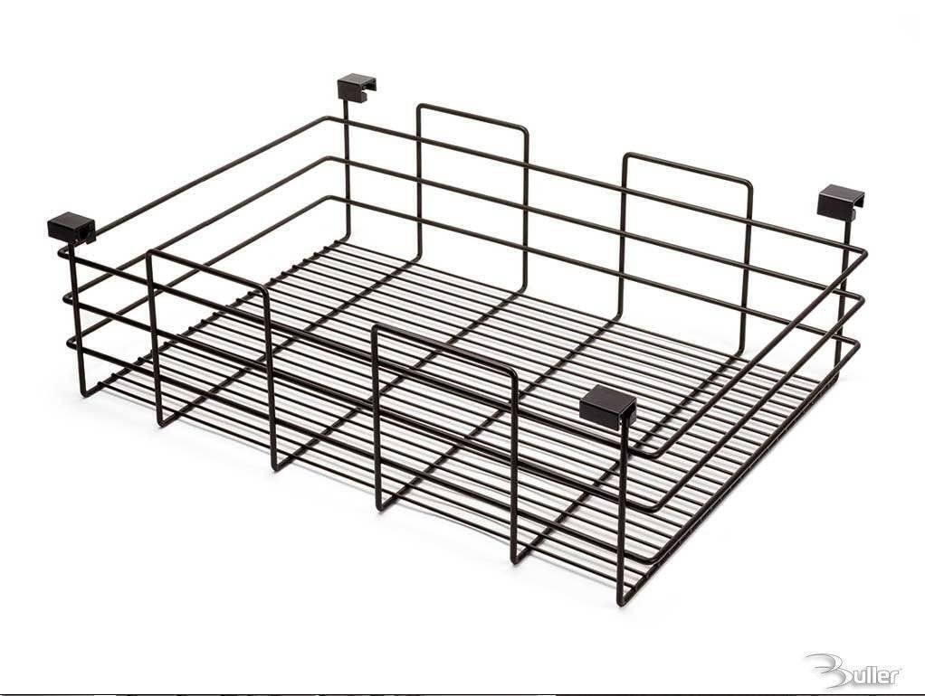 Wardrobe Storage Basket Moka