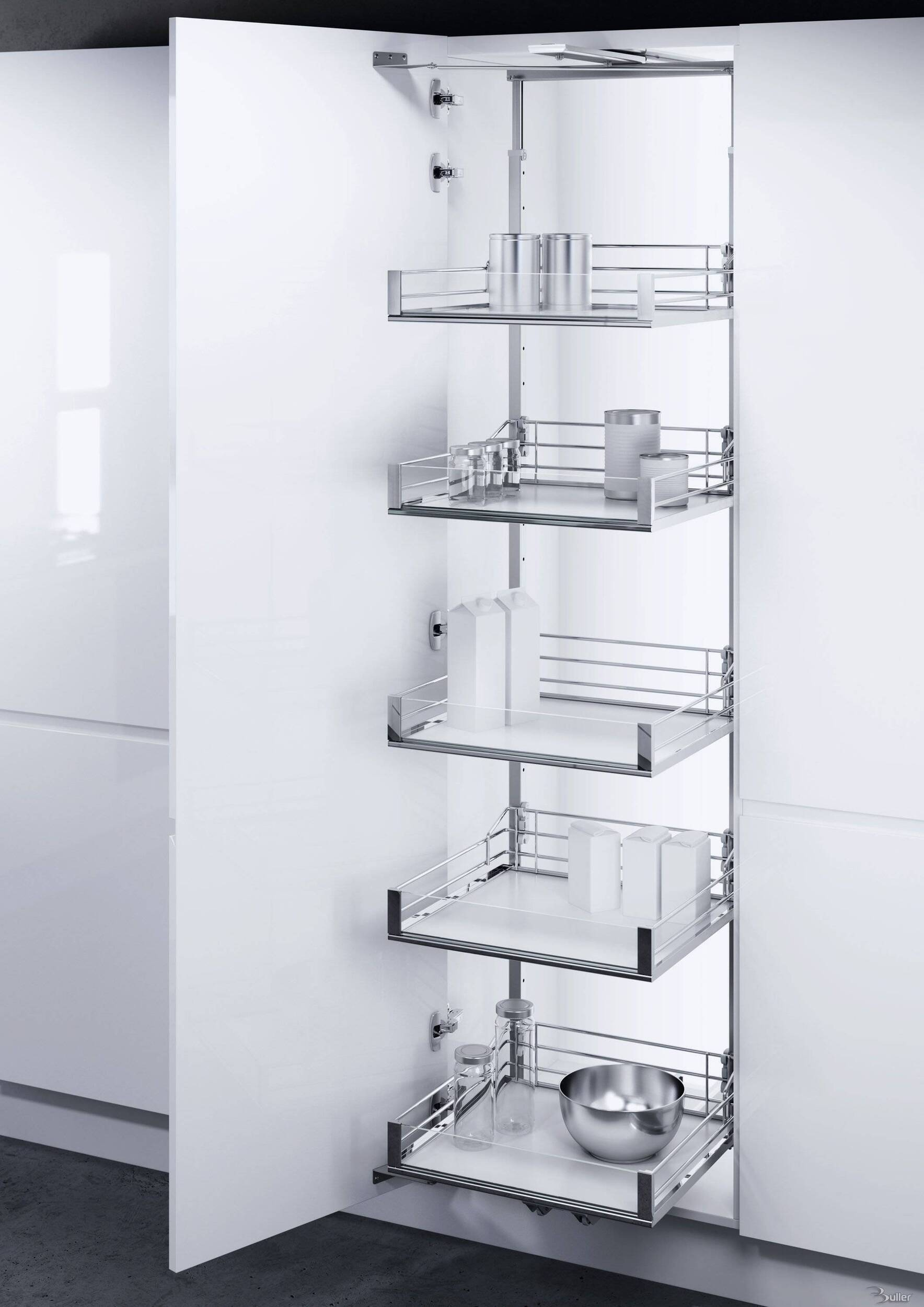 VSA swing out kitchen larder unit