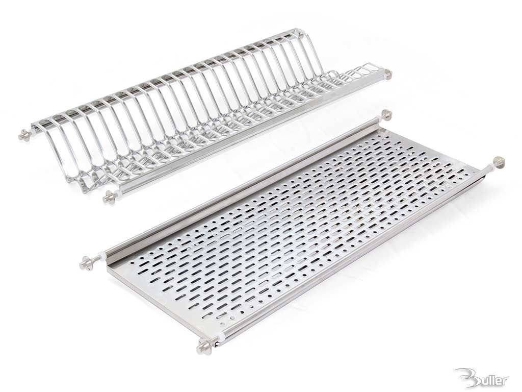 Stainless Steel Dish Drainer Plate Rack