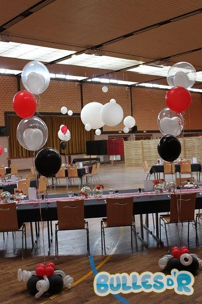 Bullesdr Dcoration De Mariage En Ballons Plobsheim