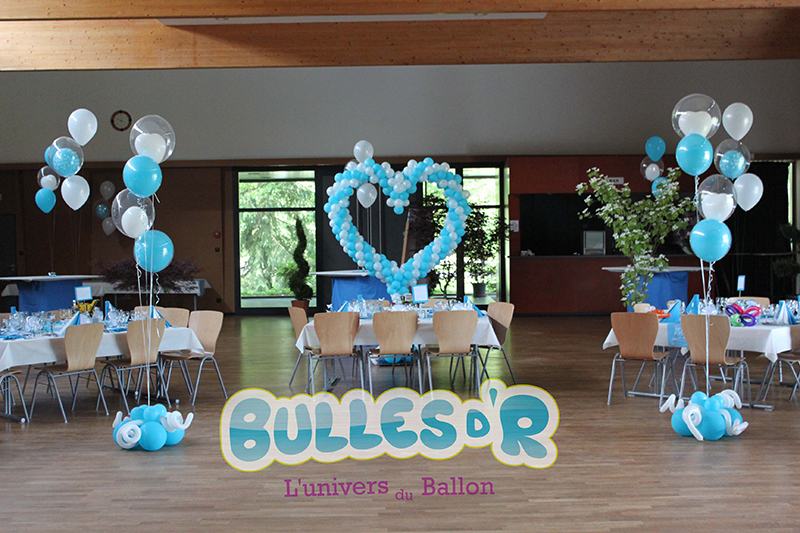 Bullesdr Dcoration De Mariage En Ballons Schoenau