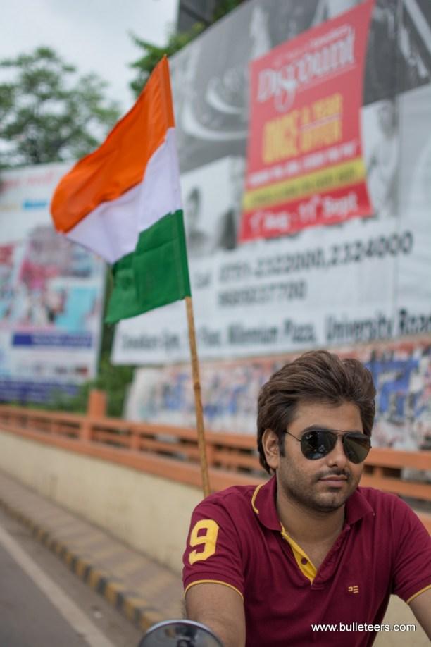 Bulleteer Manoj Salwani