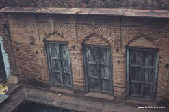 Bulleteers visit Holipura, the village near Agra with numerous Havelis dating back a few centuries
