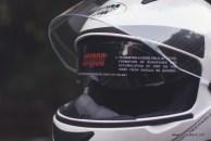 Bulleteers review the Studds Shiifter helmet, a great budget full face helmet.