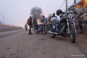 While on the way to Kiker Lodge for Rider Mania 2015