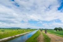 Pehsari Dam Canal near Mohana