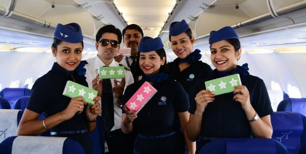 Admission career scope jobs and salary in Air Hostess course
