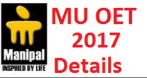 MU OET 2017-18: Examination Dates, Syllabus, Exam Centers and Exam Pattern