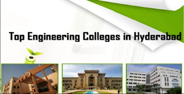 Hyderabad Top Engineering Colleges 2017-18 Admission, Fee Structure, Placement Information