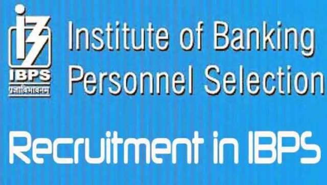 Bank Jobs 2020 Latest IBPS Recruitment 3800 Vacancies Officer Scale