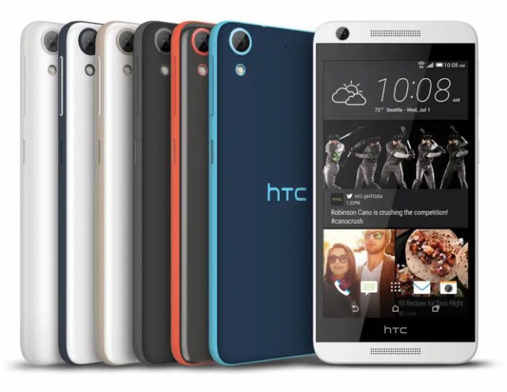 4 New HTC Phones for HTC Lovers