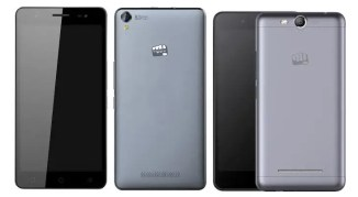 Micromax Launched Juice 3 and 3+ with Huge Battery Backup