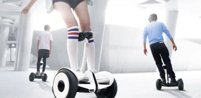 Xiaomi New Mini-Segway only at $300