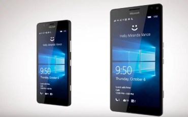Windows 10 Smartphone Debuted by VAIO is Far Pretty