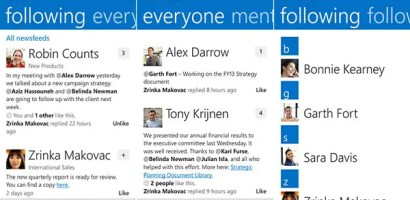 Microsoft to Bring out the SharePoint Mobile App