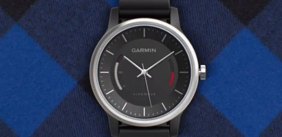 Be Fit, Be Stylish With Garmin Vivomove
