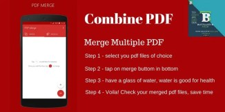 PDF Merge – A New Document Management App