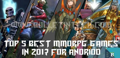 Top Five Best MMORPG Games for Android In 2020