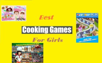 Best Cooking Games for Girls – A Representative List