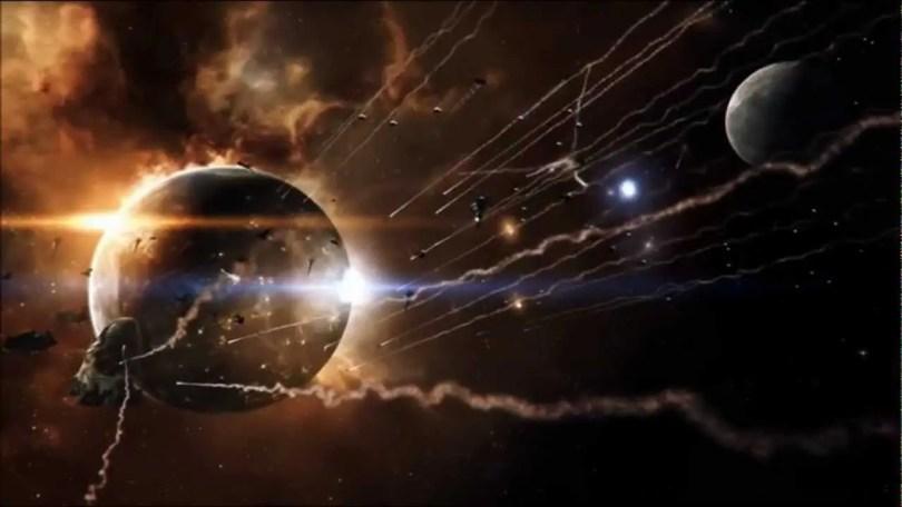 War ln Space