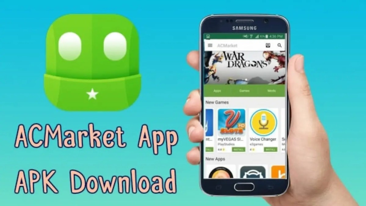 ACMarket APK Download for iOS, Android and PC [Latest Version]