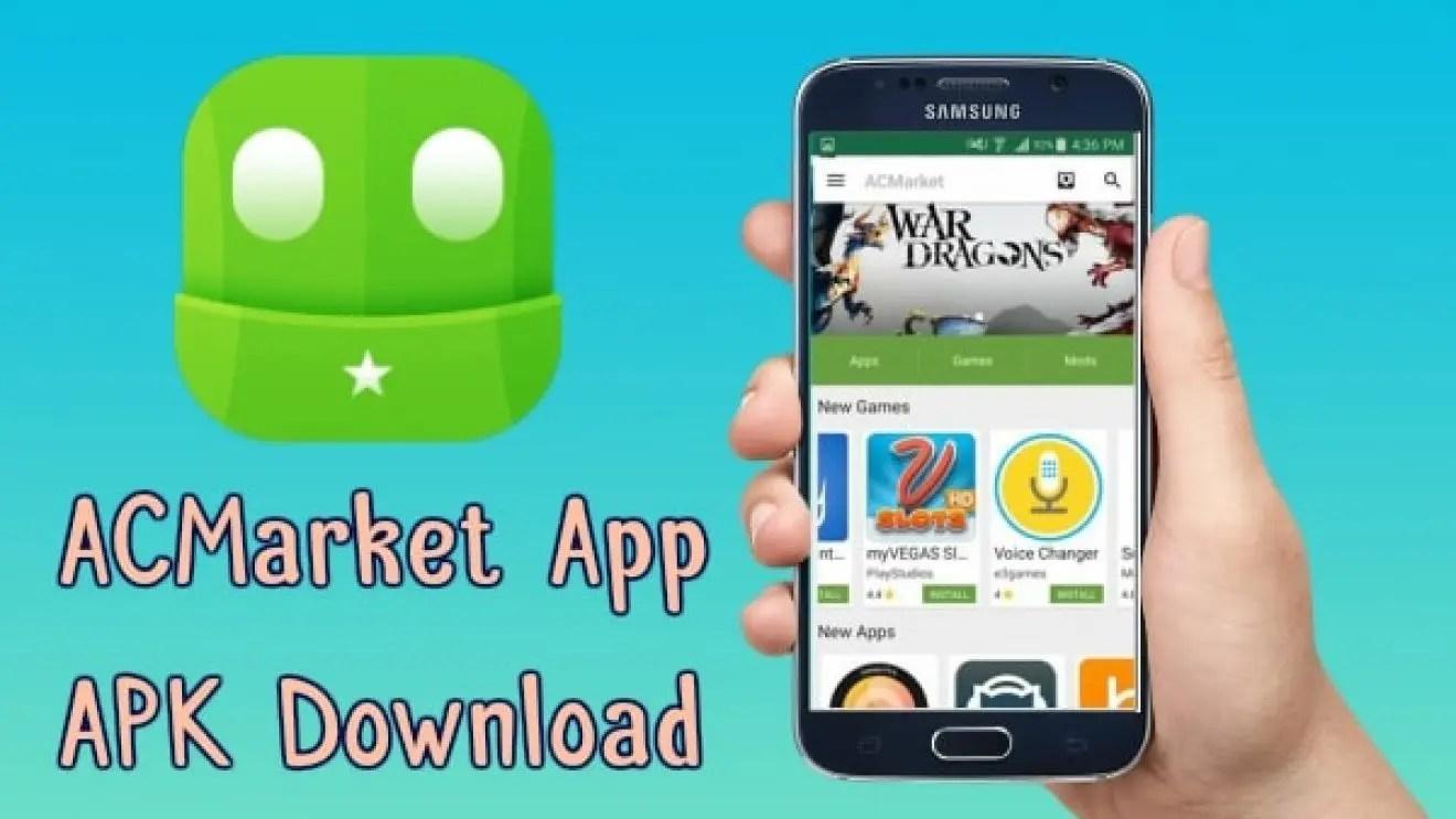 ac market apk file download for pc