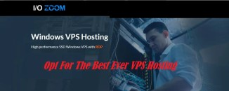 IO Zoom Windows VPS Hosting – The Best Windows VPS Hosting