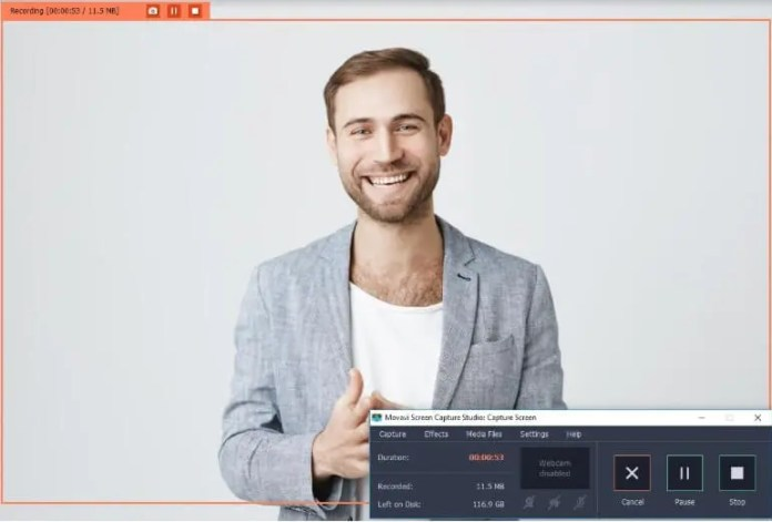 screen recorder for your business