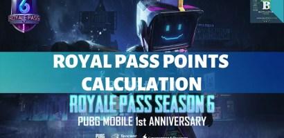 PUBG Mobile Season 6 Royal Pass