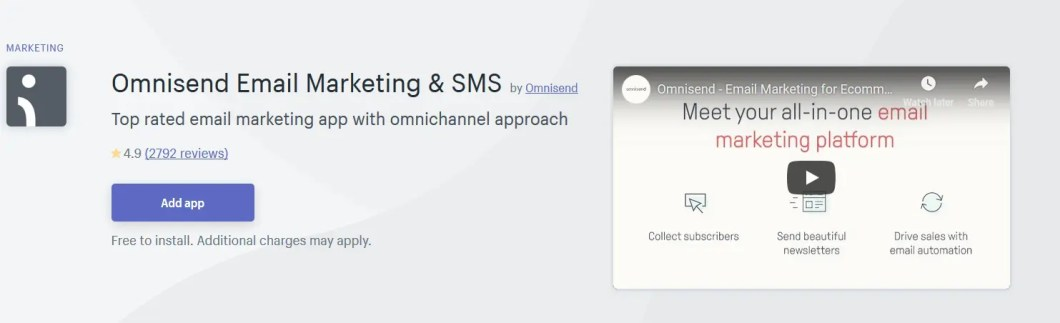 omnisend app