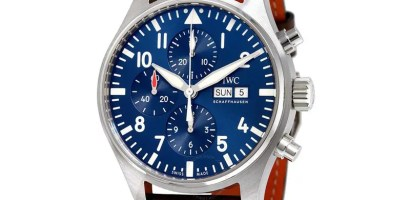 Top IWC luxury watches nowadays
