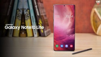 Samsung Galaxy Note 10 Lite Mobile picture Leaked