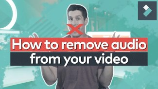 Removing Audio Track from Video
