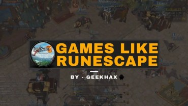 Top 10 Runescape Game Alternatives