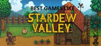 Stardew Valley Alternatives:Top 14 Games